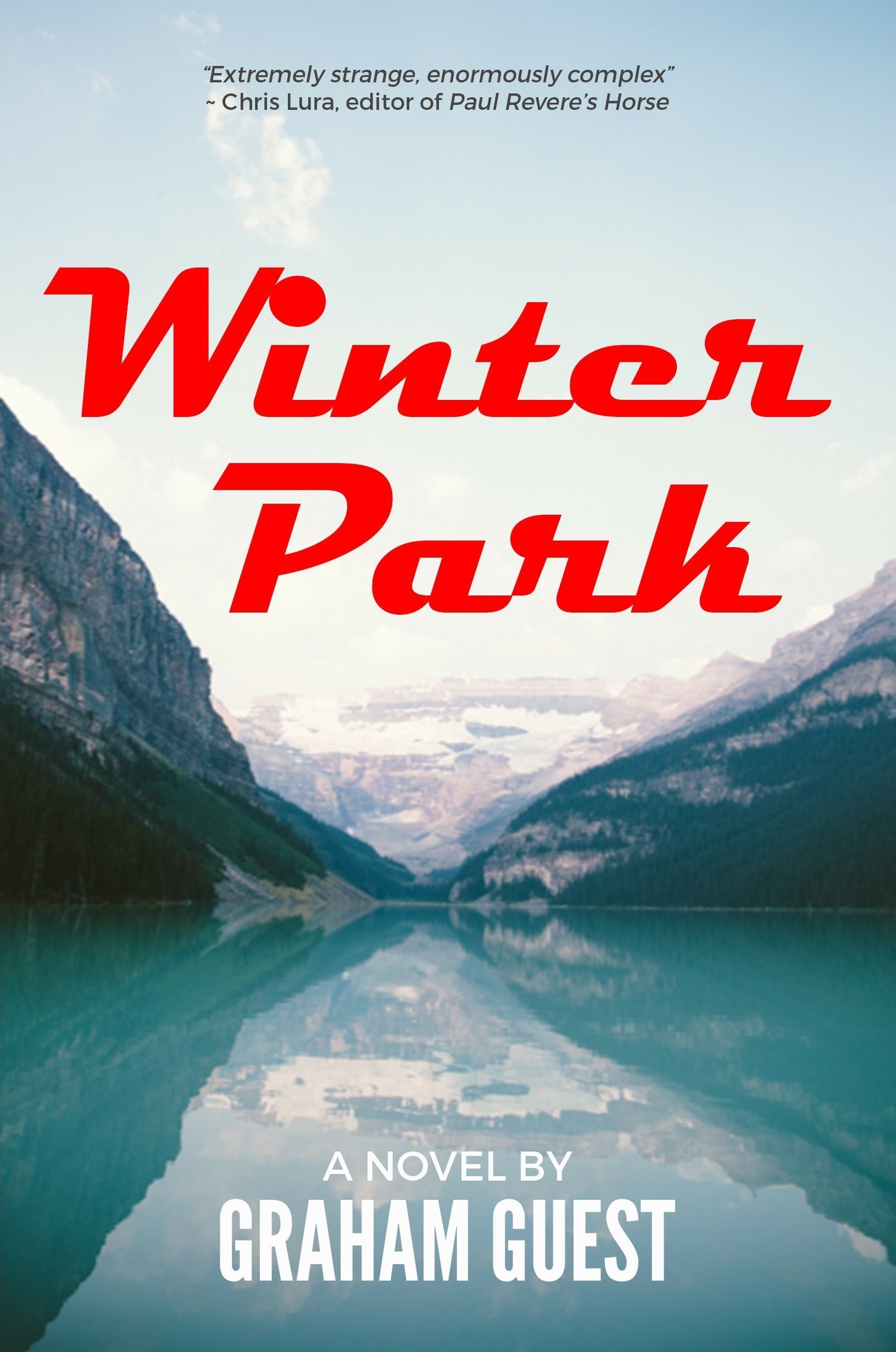 Book cover for Winter Park