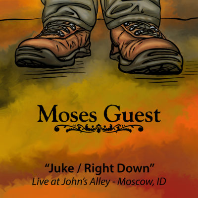 Moses Guest - Juke / Right Down (Live)